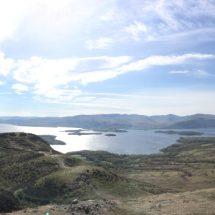 Schottland ist wert zu besuchen