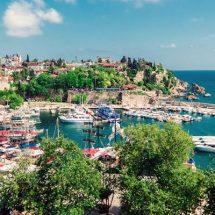 Türkei, die Vielfalt von einem Land auf zwei Erdteilen