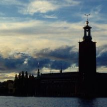 Stockholm ist die Hauptstadt Schwedens