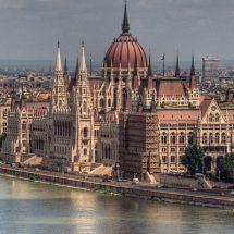 Budapest ist wert anzuschauen