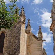 Die Menschen können Mallorca  besuchen
