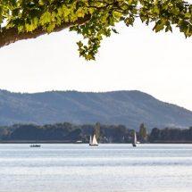 Billige Reise am Bodensee