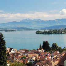 Den Genfer See besuchen