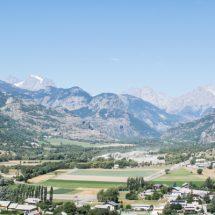 Briançon ist auch die höchstgelegene Stadt