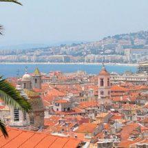 Die leichte Angeboten in Nizza