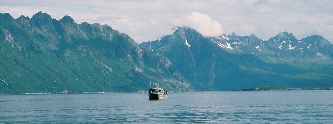 Einige lohnenswerte Ecke in Alaska