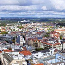 Die Satdt Leipzig entdecken